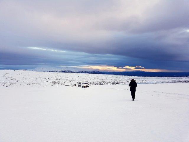 얼음의 땅을 따라가다! 아이슬란드 얼음동굴 투어
