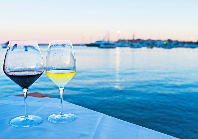 아름다운 아드리아해를 바라보며, 클래식 와인투어 - 골드