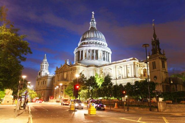 흔들리다 : 매혹적인 런던의 밤 !! 런던 야경 투어