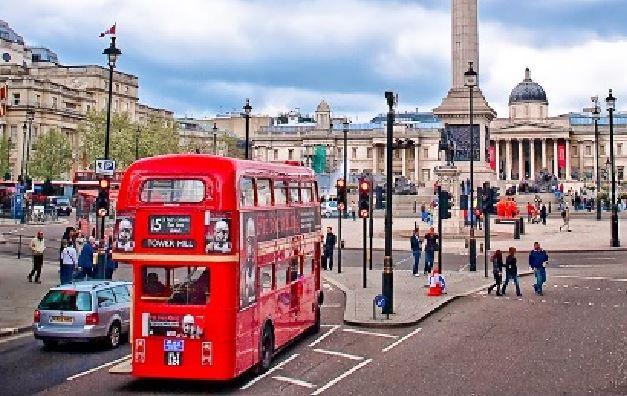 런던시내 반일투어 + 내셔널갤러리 (오전)