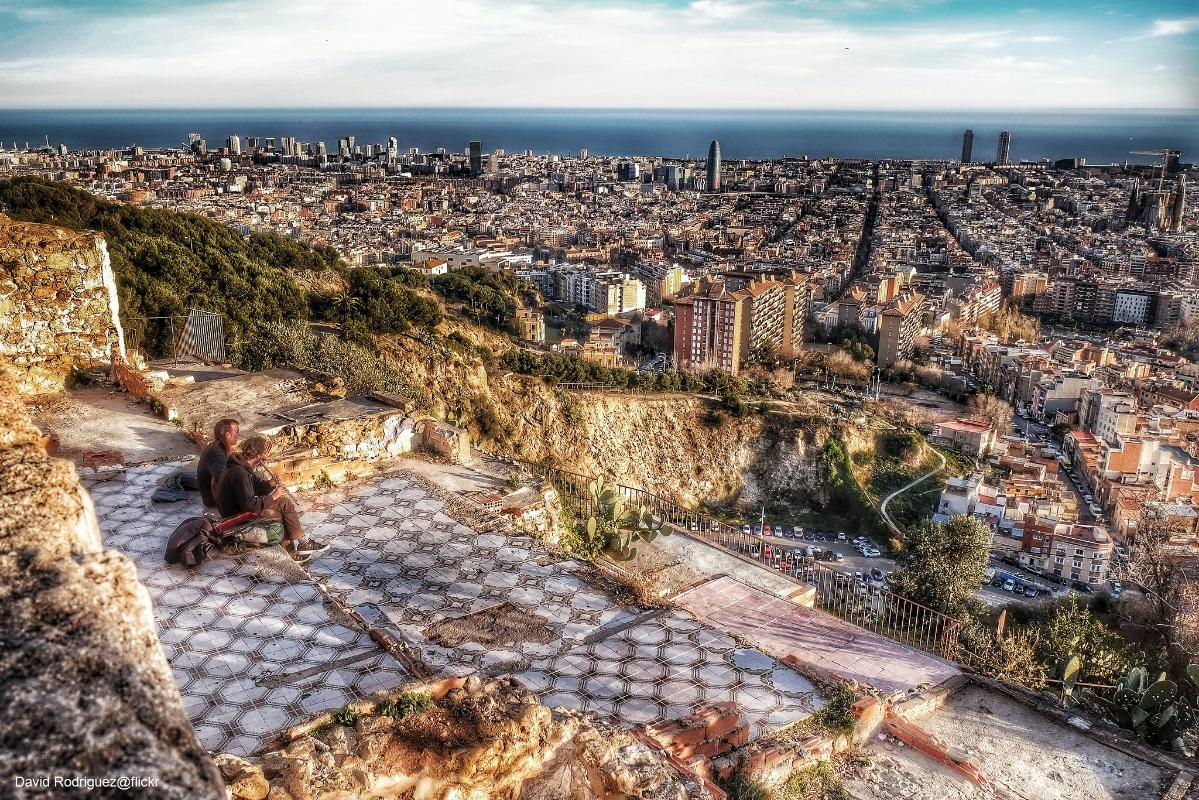 바르셀로나 벙커 동행