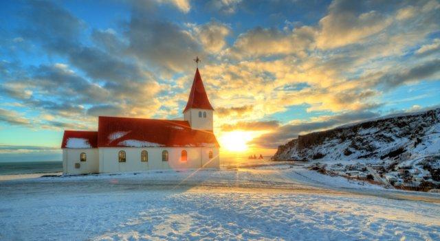 아이슬란드의 색다른 매력, 남쪽 해안에 숨은 아름다움!
