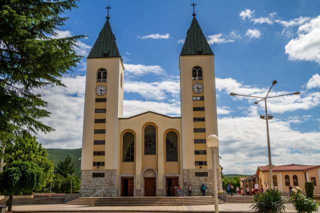 보스니아 모스타르 및 성지순례 메주고리예 투어