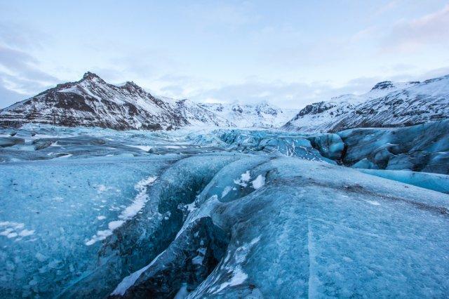 전문가이드와 함께 으쌰으쌰 스카프타펠 빙산 하이킹