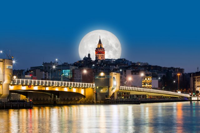 이스탄불 로맨틱 투어