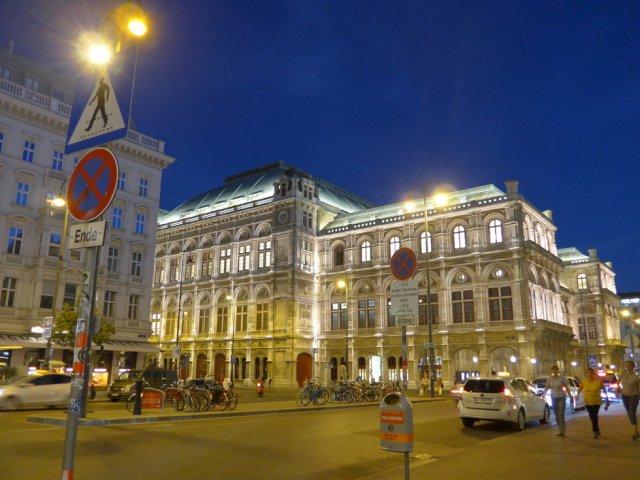 비엔나 재즈클럽 & 야경 투어