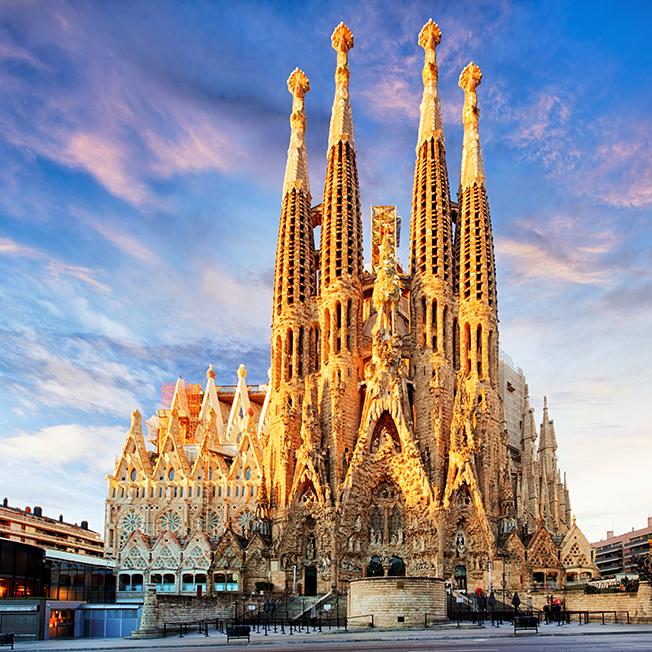 실속 가우디 워킹투어 (Gaudi tour)