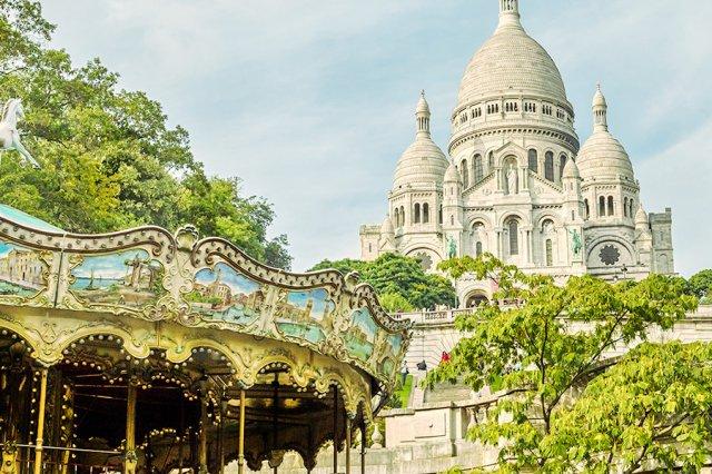 [6월~]전문 가이드와 함께하는 파리 예술의 심장 몽마르뜨 투어